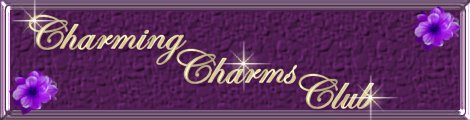 SakiMonkeys Charming Charms Club Charm Sheet
