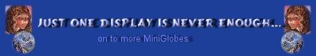 SakiMonkey's SnoCol Mini Globe Showcase 2